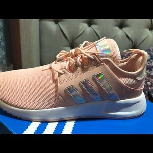 Pink NWT adidas shoes